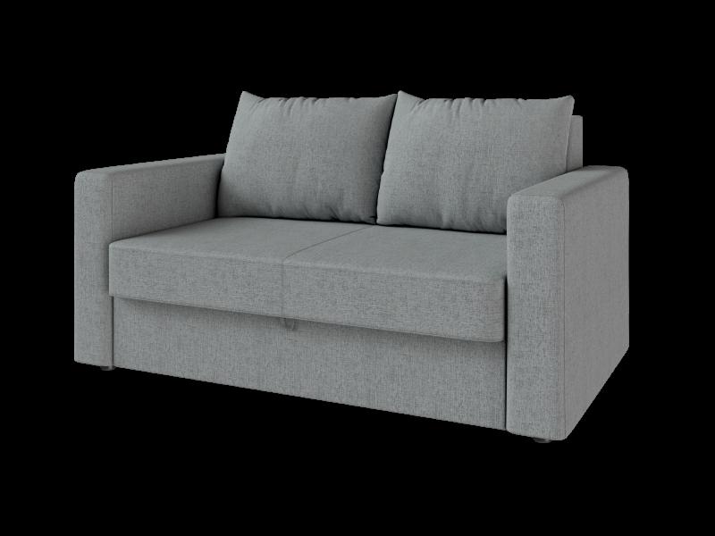 Мягкий раскладной диван Solo (Соло) с выдвижным механизмом